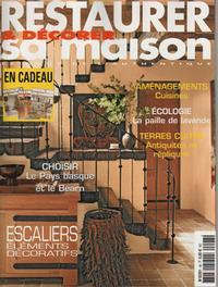 Carrelage - Carreau 20 x 20 - Baya - Bayadère - Lave émaillée - Vasque - Presse - Restaurer sa Maison Juillet 2009