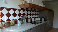 Cuisine Provençale associée à un mobilier contemporain