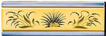 Decorated friezes