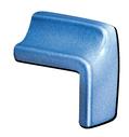 Tile - Décoration - Right quarter round corner joint 6x4-ref-2611-Kitchen - Bathroom-Salernes-in-Provenc