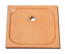 Carreaux 20 x 20 emaill s faience salernes en provence for Carrelage terre cuite provence