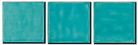 carrelage bleu turquoise cuisine salle de bains