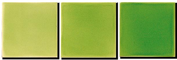 Carrelage vert citron vert cuisine salle de bains for Faience salle de bain vert