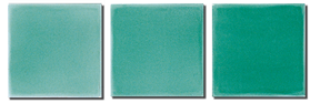 Carrelage vert emeraude cuisine salle de bains for Faience salle de bain vert